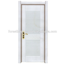 New Design Hotel door Design MDF Melamine Door Wood Interior Door